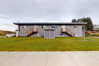 Photo 1: 3838 - 3840 WESTWOOD Drive in Prince George: Peden Hill Duplex for sale (PG City West (Zone 71))  : MLS®# R2481826