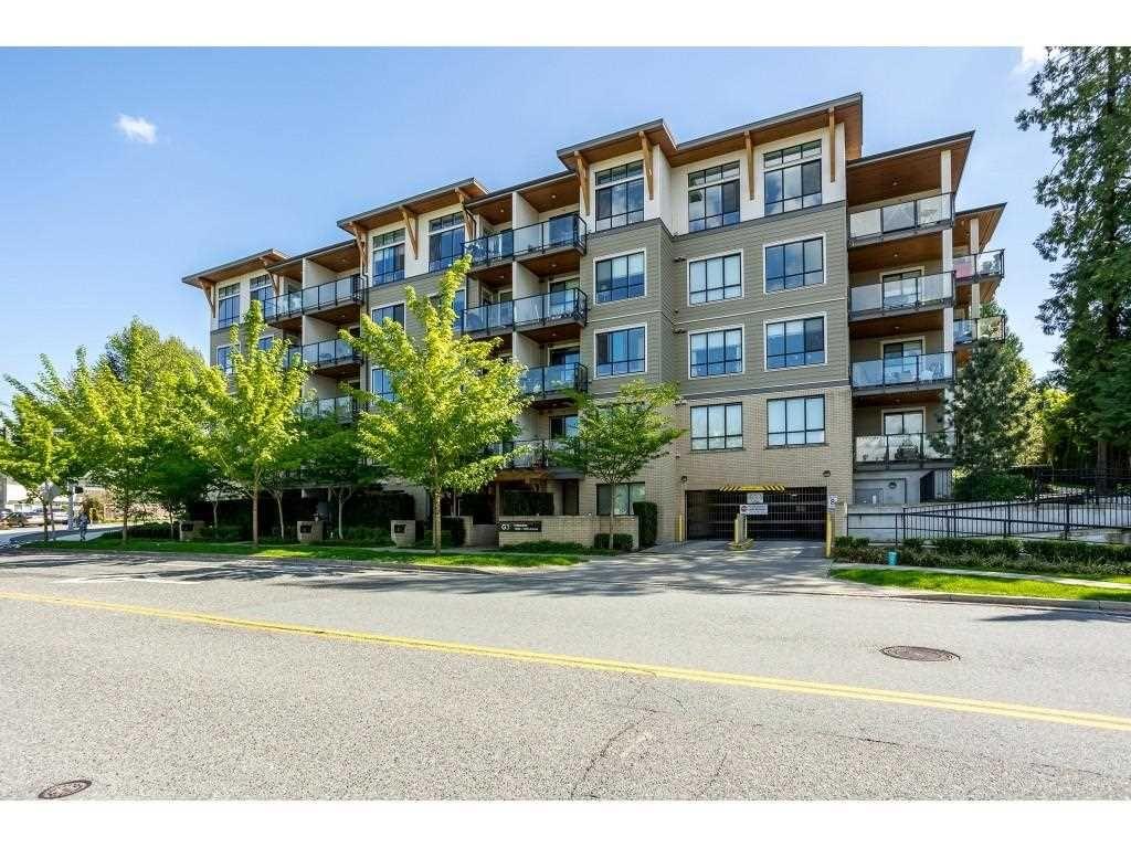 "Main Photo: 408 15388 105 Avenue in Surrey: Guildford Condo for sale in ""G3 Residences"" (North Surrey)  : MLS®# R2574724"