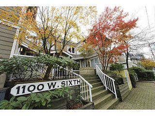 """Photo 19: A2 1100 W 6TH Avenue in Vancouver: Fairview VW Townhouse for sale in """"FAIRVIEW PLACE"""" (Vancouver West)  : MLS®# V1094784"""