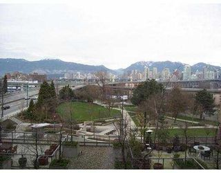 """Photo 2: 1485 W 6TH Ave in Vancouver: False Creek Condo for sale in """"CARRARA"""" (Vancouver West)  : MLS®# V634204"""