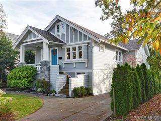 Photo 1: 2751 Roseberry Ave in VICTORIA: Vi Oaklands House for sale (Victoria)  : MLS®# 714816