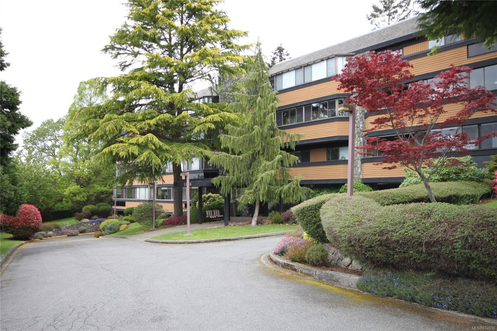 Main Photo: 302 1106 Glenora Pl in : SE Maplewood Condo for sale (Saanich East)  : MLS®# 874856