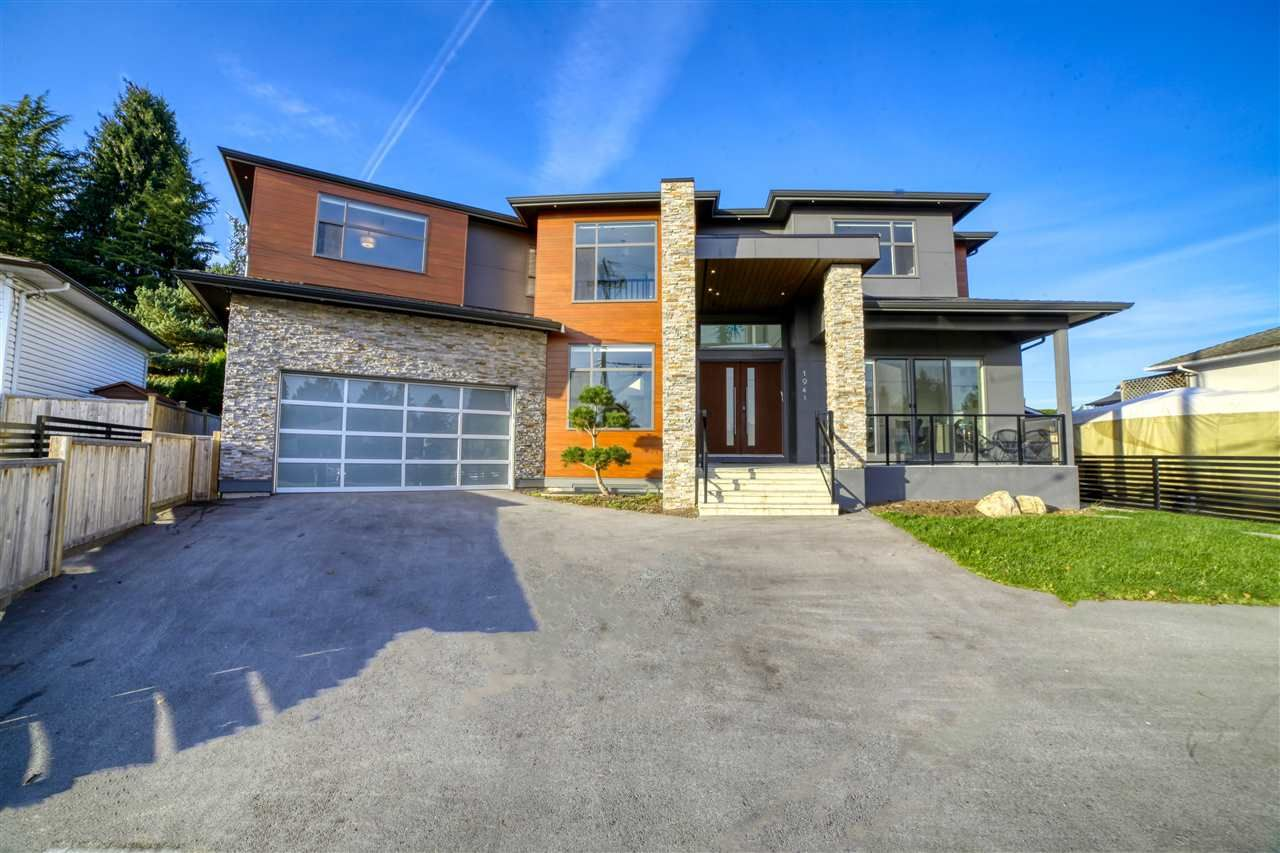 Main Photo: 1941 QUINTON Avenue in Coquitlam: Central Coquitlam House for sale : MLS®# R2514623