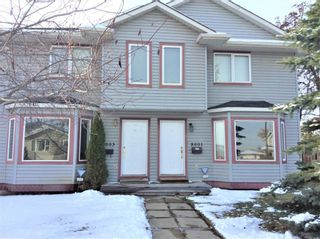 Photo 1: 8003 25 Street SE in Calgary: Ogden Semi Detached for sale : MLS®# A1079774