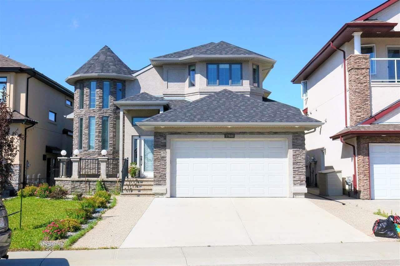 Main Photo: 17508 110 Street in Edmonton: Zone 27 House for sale : MLS®# E4241641