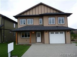 Photo 1: 6736 Steeple Chase in SOOKE: Sk Sooke Vill Core House for sale (Sooke)  : MLS®# 549999