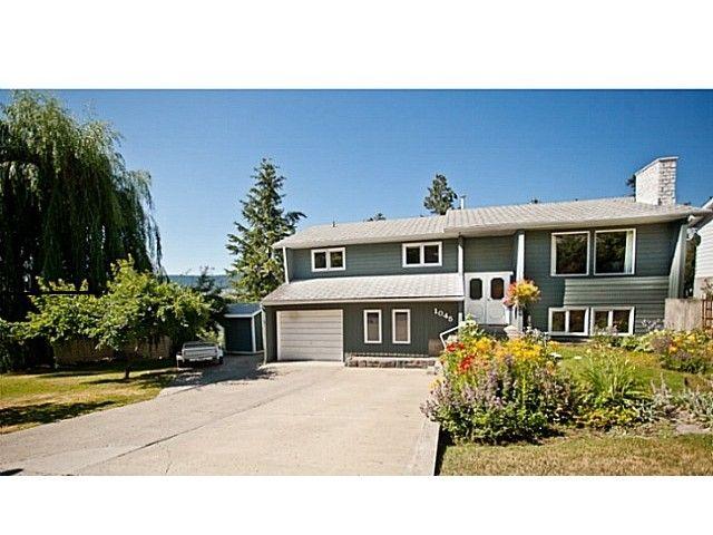 Main Photo: 1045 MOON Avenue in Williams Lake: Williams Lake - City House for sale (Williams Lake (Zone 27))  : MLS®# N238410