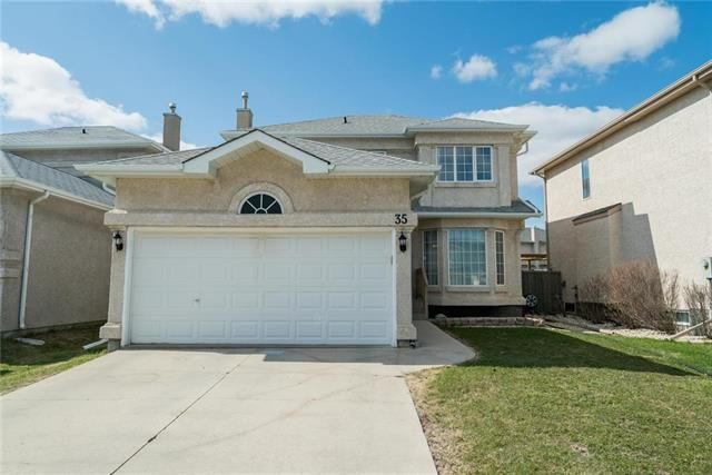 Main Photo: 35 Vineland Crescent | Whyte Ridge Winnipeg