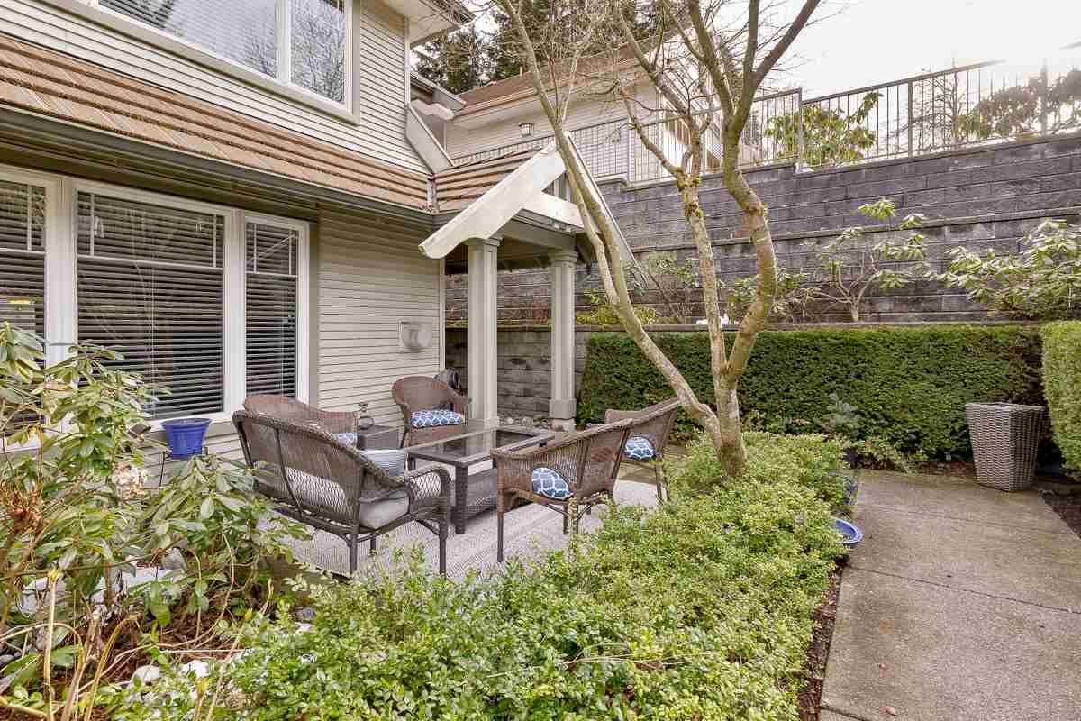 "Main Photo: 5 2351 PARKWAY Boulevard in Coquitlam: Westwood Plateau Townhouse for sale in ""WINDANCE"" : MLS®# R2546184"