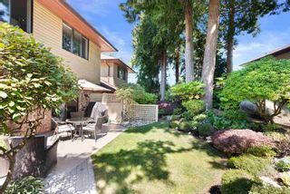 """Photo 37: 8 1725 SOUTHMERE Crescent in Surrey: Sunnyside Park Surrey Townhouse for sale in """"Englesea"""" (South Surrey White Rock)  : MLS®# R2604549"""