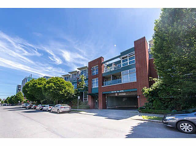 """Main Photo: 314 638 W 7TH Avenue in Vancouver: Fairview VW Condo for sale in """"Omega City Homes"""" (Vancouver West)  : MLS®# V1127912"""