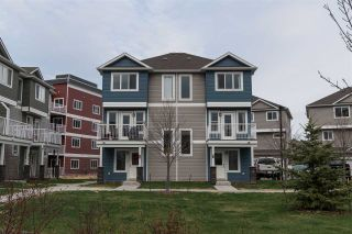 Photo 1: 40 1816 RUTHERFORD Road in Edmonton: Zone 55 Townhouse for sale : MLS®# E4228149