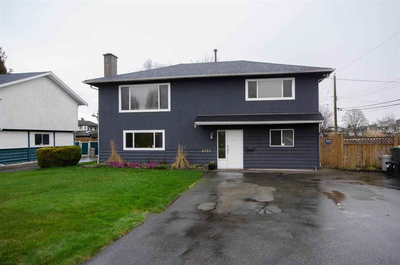 Main Photo: 4888 60A STREET in Delta: Holly House for sale (Ladner)  : MLS®# R2236974