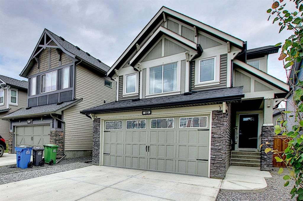 Main Photo: 40 THOROUGHBRED Boulevard: Cochrane Detached for sale : MLS®# A1027214