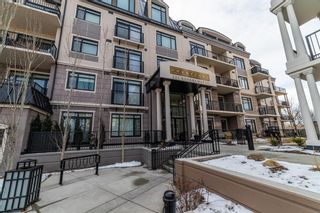 Main Photo: 304 221 Quarry Way SE in Calgary: Douglasdale/Glen Apartment for sale : MLS®# A1089364