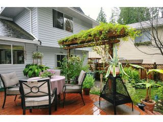 Photo 17: 1284 WHITE PINE Place in Coquitlam: Canyon Springs House for sale : MLS®# V1013466