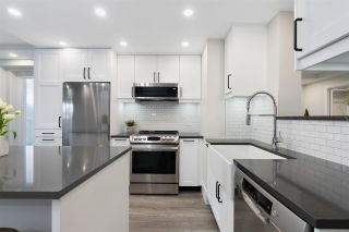 """Photo 2: 205 2428 W 1ST Avenue in Vancouver: Kitsilano Condo for sale in """"NOBLE HOUSE"""" (Vancouver West)  : MLS®# R2591111"""