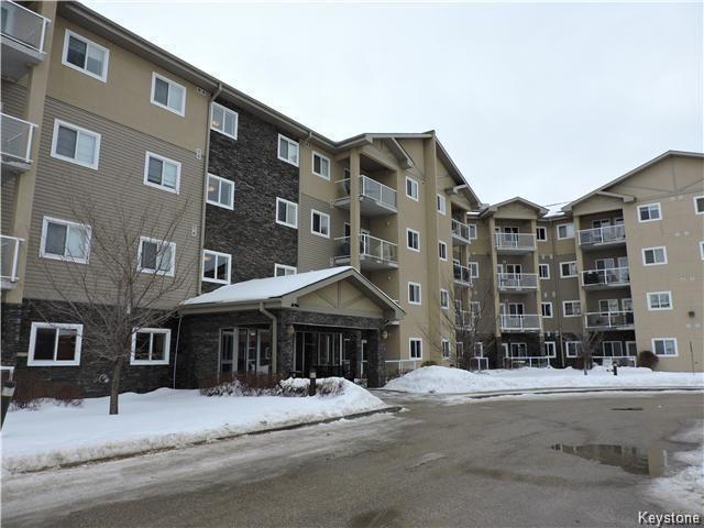 Main Photo: 306 240 Fairhaven Road in Winnipeg: Linden Ridge Condominium for sale (1M)  : MLS®# 202103062