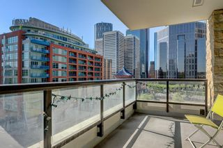 Photo 10: 619 222 RIVERFRONT Avenue SW in Calgary: Chinatown Apartment for sale : MLS®# A1102537
