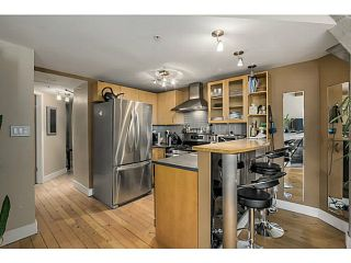 Photo 7: # 510 1216 HOMER ST in Vancouver: Yaletown Condo for sale (Vancouver West)  : MLS®# V1129571