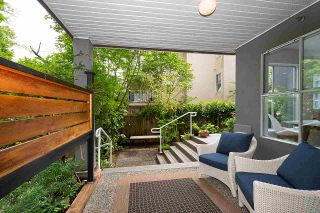 Photo 13: 106 655 W 13TH AVENUE in Vancouver: Fairview VW Condo for sale (Vancouver West)  : MLS®# R2465247