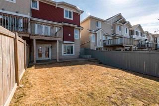 Photo 27: 2395 Sparrow Crescent in Edmonton: Zone 59 House Half Duplex for sale : MLS®# E4241966