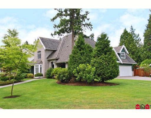 Custom designed and built for current owners, this executive property is nestled on quiet cul-de-sac of high quality homes in central Bell Park, just minutes from shopping, schools, and both White Rock and Crescent Beach.