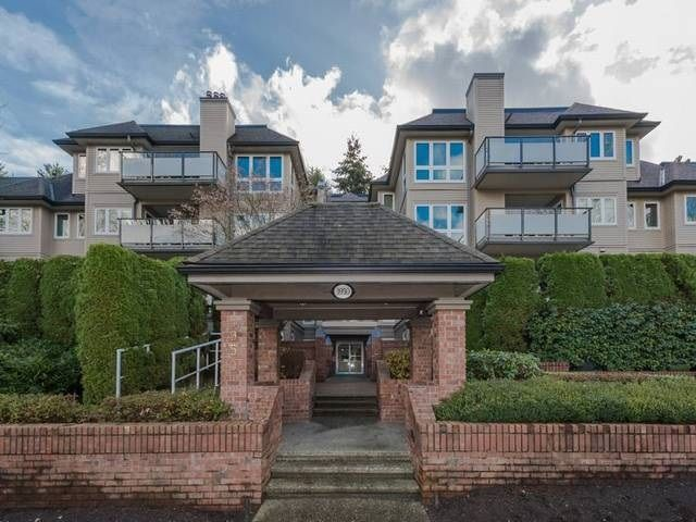 "Main Photo: 108 3950 LINWOOD Street in Burnaby: Burnaby Hospital Condo for sale in ""CASCADE VILLAGE"" (Burnaby South)  : MLS®# R2122810"