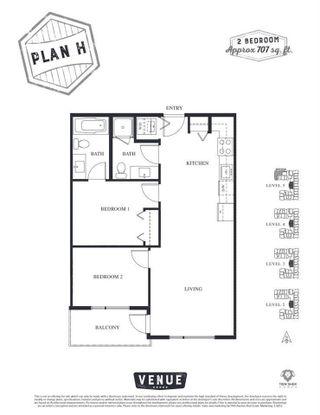 """Photo 13: 313 13768 108 Avenue in Surrey: Whalley Condo for sale in """"Venue"""" (North Surrey)  : MLS®# R2607380"""