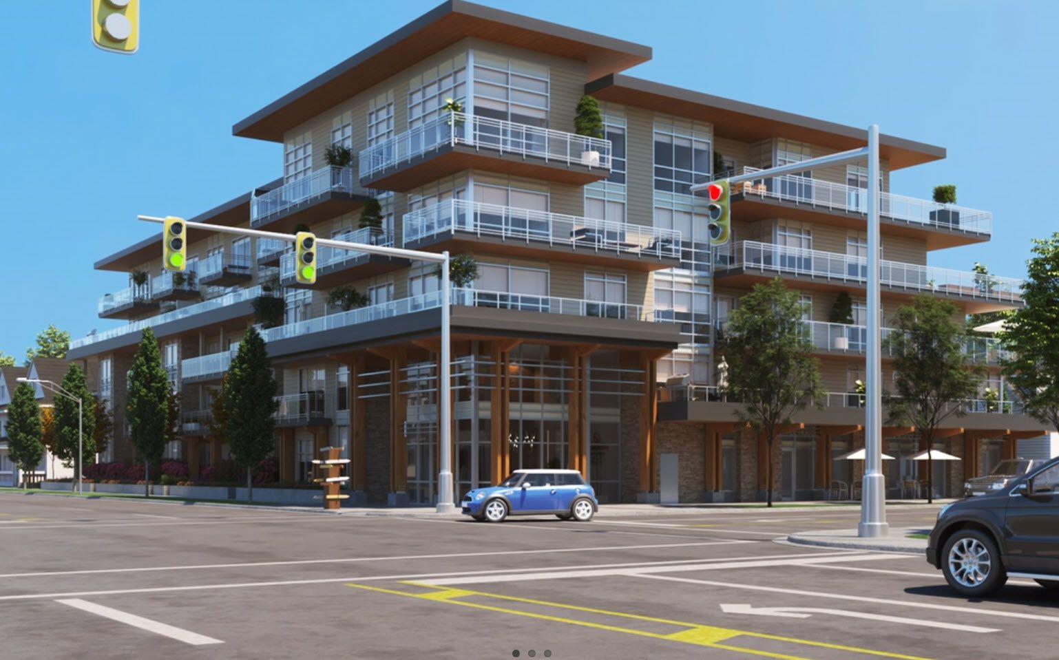 Main Photo: 204 14022 North Bluff: White Rock Condo for lease (South Surrey White Rock)