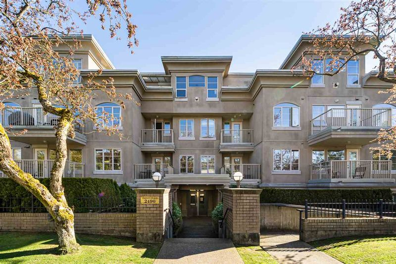 FEATURED LISTING: 305 - 2490 2ND Avenue West Vancouver