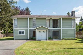 Photo 1: 11838 BONSON Road in Pitt Meadows: Central Meadows House for sale : MLS®# R2083009