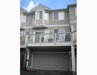 """Photo 1: 7500 CUMBERLAND Street in Burnaby: The Crest Townhouse for sale in """"WILDFLOWER"""" (Burnaby East)  : MLS®# V640557"""