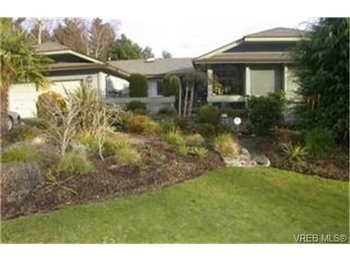 Main Photo:  in VICTORIA: SE Broadmead House for sale (Saanich East)  : MLS®# 465822