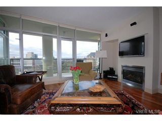 Photo 11: N701 737 Humboldt Street in : Vi Downtown Condo for sale (Victoria)  : MLS®# 272227