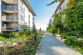 """Photo 33: 404 9228 SLOPES Mews in Burnaby: Simon Fraser Univer. Condo for sale in """"FRASER BY MOSAIC"""" (Burnaby North)  : MLS®# R2622126"""