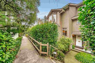 "Photo 36: 8834 LARKFIELD Drive in Burnaby: Forest Hills BN Townhouse for sale in ""Primrose Hill"" (Burnaby North)  : MLS®# R2498974"