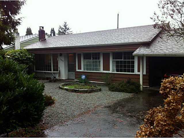 "Main Photo: 1525 W 15TH ST in North Vancouver: Norgate House for sale in ""Norgate"" : MLS®# V1044823"