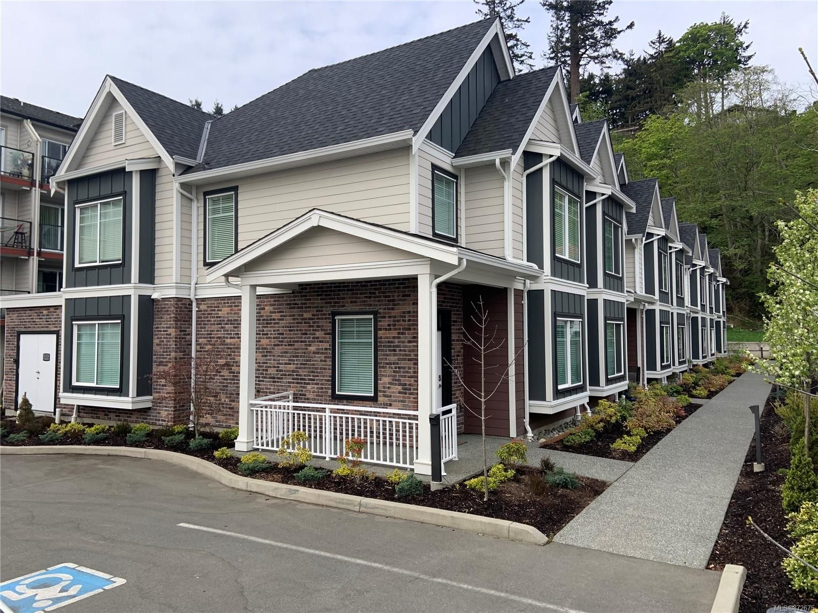 Main Photo: 6 796 S Island Hwy in : CR Campbell River Central Row/Townhouse for sale (Campbell River)  : MLS®# 872675