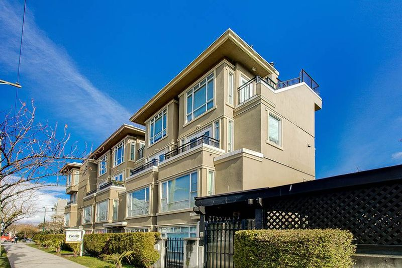 FEATURED LISTING: 2110 YEW Street Vancouver