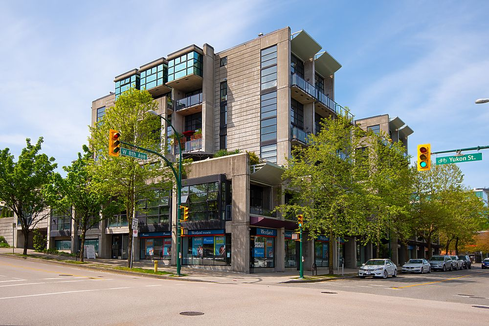 Main Photo: 217 428 W. 8th Avenue in XL Lofts: Home for sale