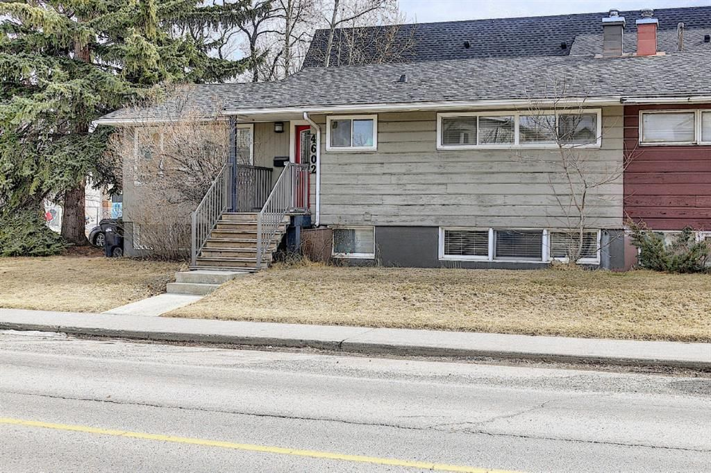 Main Photo: 4602 16 Street SW in Calgary: Altadore Semi Detached for sale : MLS®# A1099270