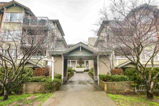 Photo 1: 408 937 W 14TH Avenue in Vancouver: Fairview VW Condo for sale (Vancouver West)  : MLS®# R2150940
