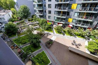 """Photo 22: 405 417 GREAT NORTHERN Way in Vancouver: Strathcona Condo for sale in """"Canvas"""" (Vancouver East)  : MLS®# R2591582"""