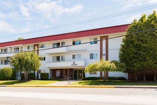 """Photo 1: 202 12096 222 Street in Maple Ridge: West Central Condo for sale in """"CANUCK PLAZA"""" : MLS®# R2591057"""