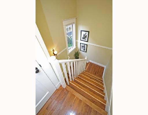 Photo 10: Photos: 3530 W 5TH Avenue in Vancouver: Kitsilano 1/2 Duplex for sale (Vancouver West)  : MLS®# V701973