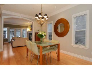 Photo 3: 3951 W 24TH AV in Vancouver: Dunbar House for sale (Vancouver West)  : MLS®# V1006355