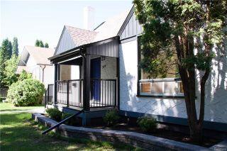 Photo 2: 370 Winchester Street in Winnipeg: Deer Lodge Residential for sale (5E)  : MLS®# 1818482