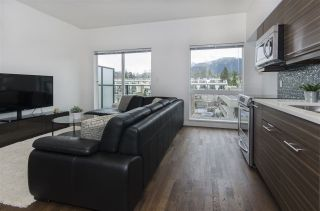 "Photo 4: 408 317 BEWICKE Avenue in North Vancouver: Hamilton Condo for sale in ""Seven Hundred"" : MLS®# R2148389"