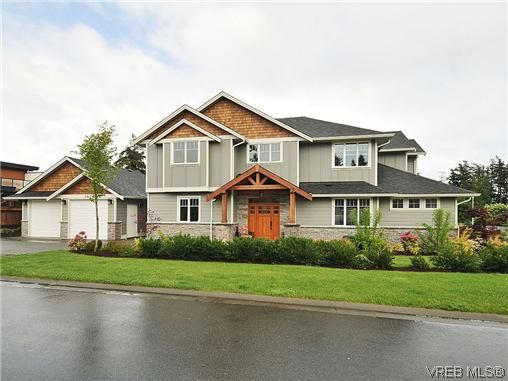 Main Photo: 782 Ironwood Pl in VICTORIA: SE Cordova Bay House for sale (Saanich East)  : MLS®# 640523